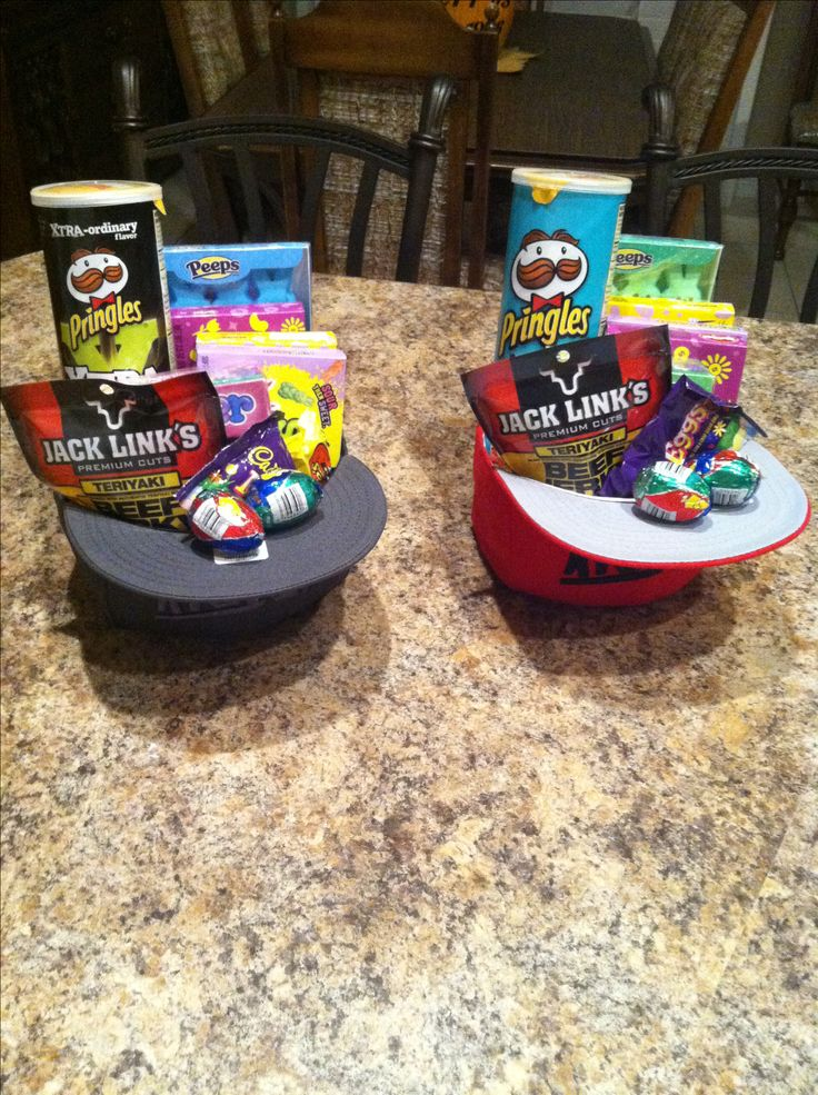 Easter basket ideas negle Images