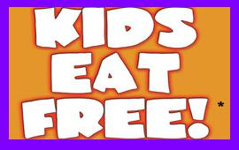 Houston Area Kids Eat Free Restaurants